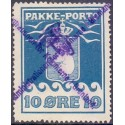 Grønland/Greenland 1905 10 Øre. Blå. AFA nr. 3 stemplet