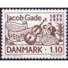 1979. Jacob Gades fødsel. AFA nr. 692 postfrisk