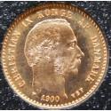 Christian IX. 10 kr. 1900