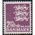 1968. Suppleringsværdi. AFA nr. 470 postfrisk
