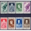 Vatikan 1936 World Congres complete set fine unused
