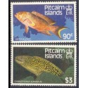 Pitcairn Islands. 1988 Fish. MNH.