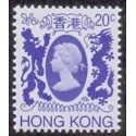 Hong Kong 1987 Queen E MNH