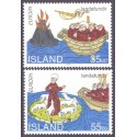 Island. 1994. Internationale familieår. AFA nr. 789 **