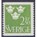 Sverige. 1961. Suppleringsværdi. AFA nr. 481 **