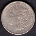 "USA. 1921 Morgan Silver dollar ""S"""