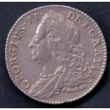 England-Great Britain. 1819 George III Milled Silver Half Crown