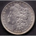 USA. 1885 Morgan Silver dollar (no mintmark)