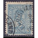 Norge 1867-68. 4 sk.. AFA nr. 14 st.