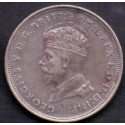 British West Africa. Two Shillings KM13 1913H Ag