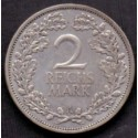 Tyskland-Germany. 1936, 5 Mark Coin (1847 - 1934 Paul Von Hindenburg). Ag.