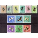 Ecuador. Butterfly in complete set. Michel 1140-43 **/MNH
