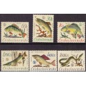 Malawi. Fish in complete set. Michel no. 68-71 **/MNH.