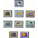 Bulgaria. Fish in complete set. AFA nr. 1497-1502 **/MNH.