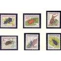 Bulgaria. Bugs in complete set. AFA nr. 1412-17 **/MNH.
