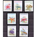 Polen. 1958. Fish in complete set. AFA nr. 941-45 **/MNH.