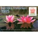 Sverige/Sweden. Complet Year set 1985