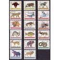 South Africa, Bophuthatswana, 1977 Animals in complete set, MNH