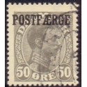 Danmark Postfærge 1922-26 AFA nr. 7a stemplet/used